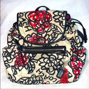 💐Coach Graffiti Poppy Bag&wallet 🥀